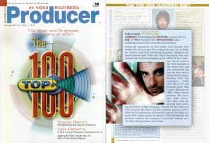 michael Pace AV magazine top 100 producers