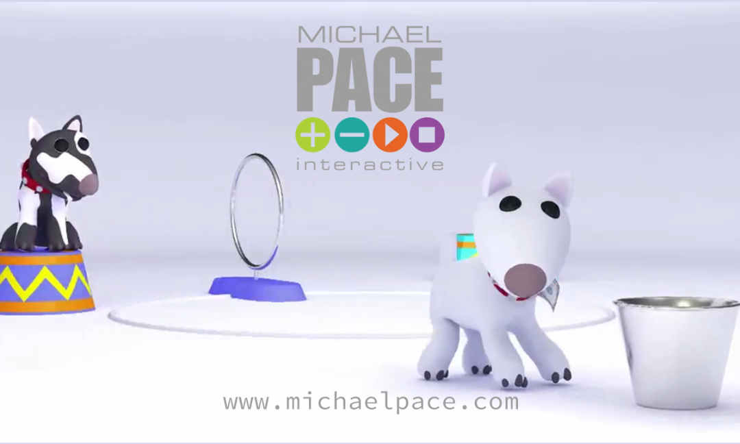 pace interactive web design