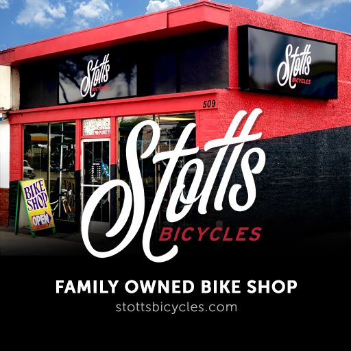 Bicycle store website design, hosting and online marketing